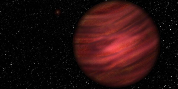 Astronomers discover largest