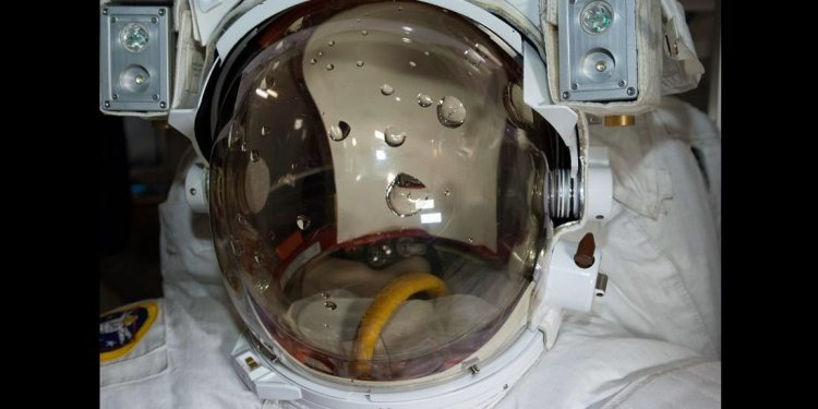 Astronaut Nearly Drowned in