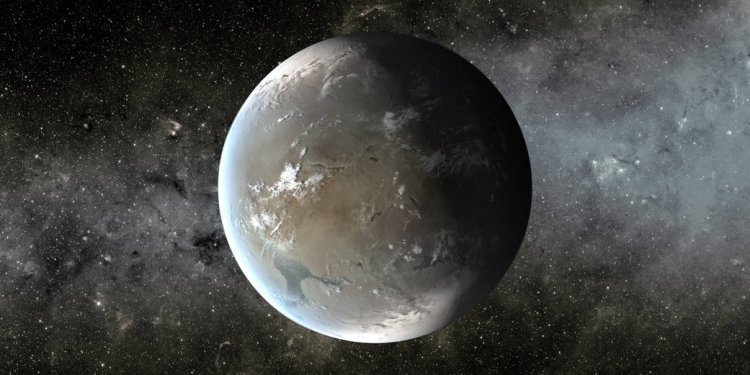 Kepler Finds 1st Earth-Size