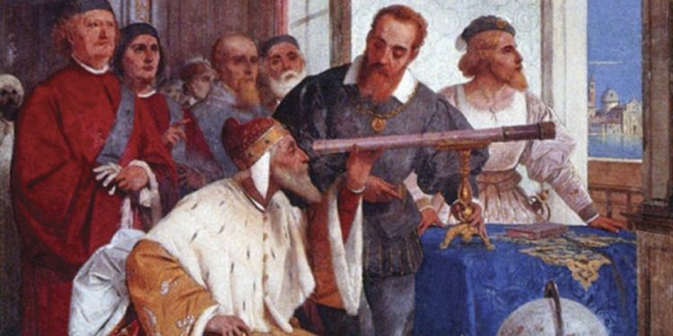 Of Galileo Galilei