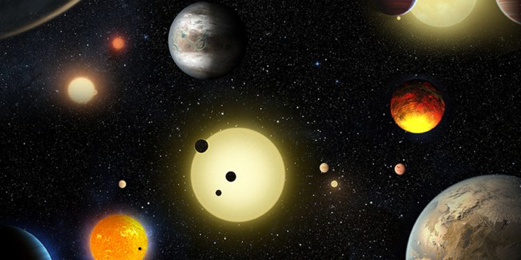 NASA Spots 1,284 New Planets