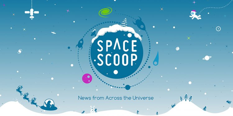 Space Scoop, an astronomy news