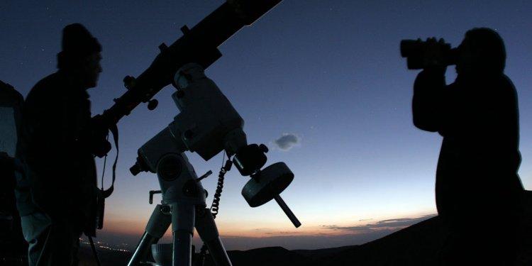 PEAR corner: Amateur Astronomy