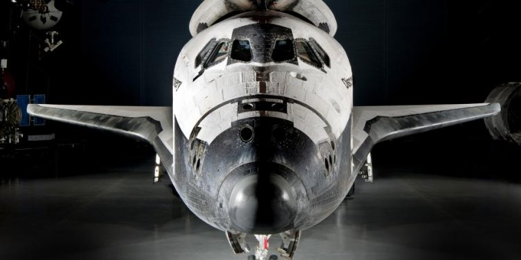 Image of Space Shuttle