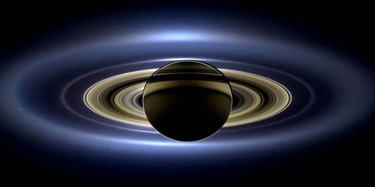 Who found Saturn?