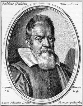 Galileo Galilei is credited with discovering the first four moons of Jupiter.