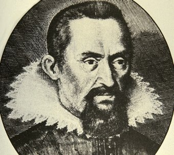 German astronomer Johannes Kepler used mathematics to calculate the path of the planets, finding that they traveled not in circles, as long expected, but in ellipses.