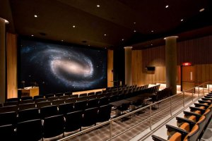 Marston Theater 3D Astronomy Shows