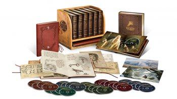 Middle-Earth Blu-Ray Box Set