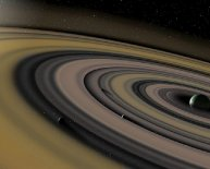 Who discovered Saturn the planet?