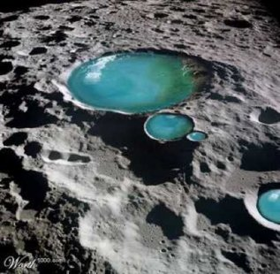 Water-On-Moon